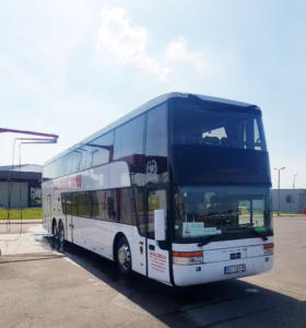 Van Hool bus decker-5